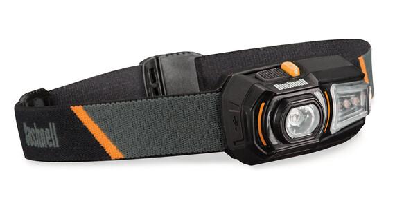 Bushnell Rubicon 125 RC hoofdlamp grijs/zwart